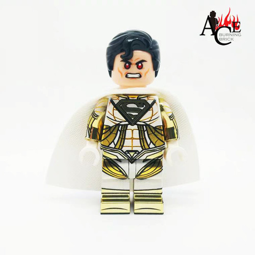 Custom Minifigures ACE Pure Superman Exclusively for Macau and Overseas