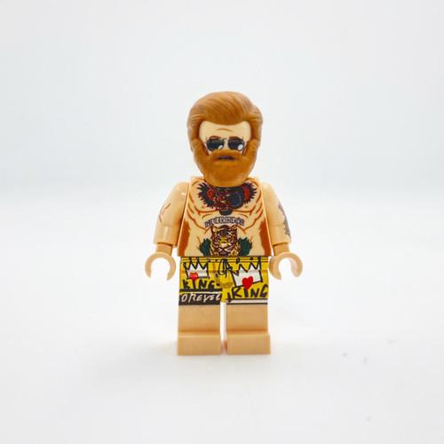Custom Minifigures No Brand Mouth King
