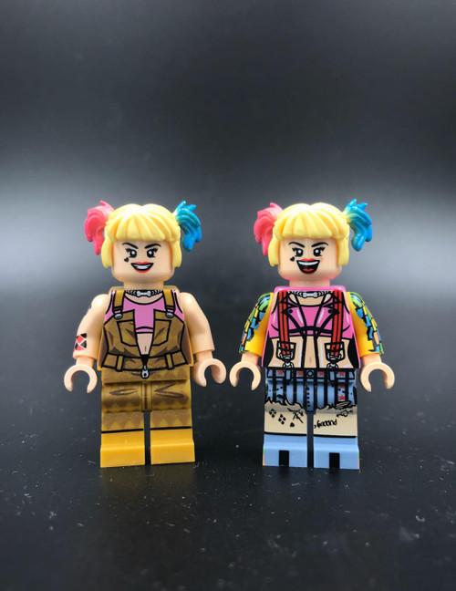 Custom Minifigures MJB Joker Queen