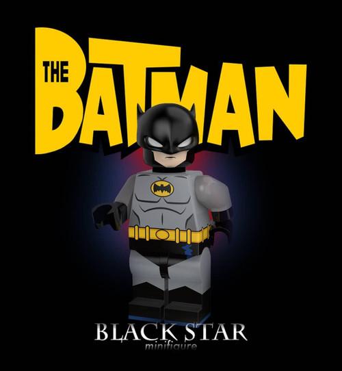 Custom Minifigures Blackstar Young Bat