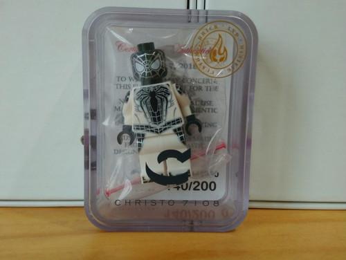 Custom Minifigures Christo7108 Negative Spidey
