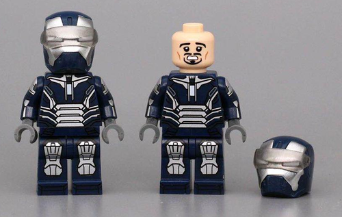 Custom Minifigures Funny Brick MK15