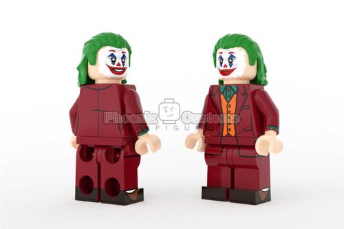 Custom Minifigures Phoenix Joker