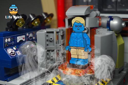 Custom Minifigures Life Brick Transformed Steven Special Edition
