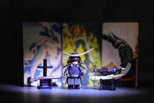 Custom Minifigures Cosmos Date Masamune