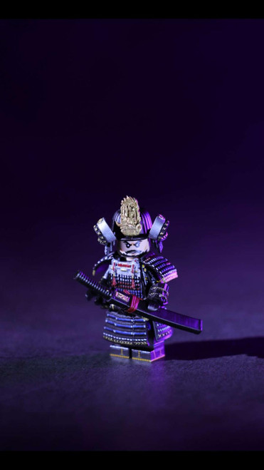 Custom Minifigures Cosmos Kenshin