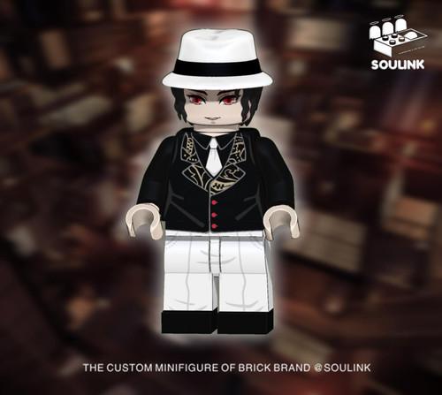 Custom Minifigures Soulink Muzan