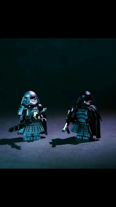 Custom Minifigures Cosmos Ashigaru Trooper