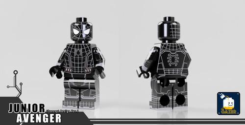 Custom Minifigures MiniGazer Junior Avenger