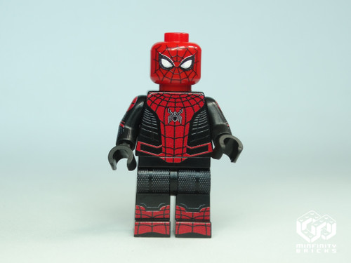 Custom Minifigures Minfinity Spidey Far from Home