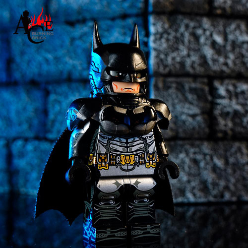 Custom Minifigures ACE Arkham Knight Bat