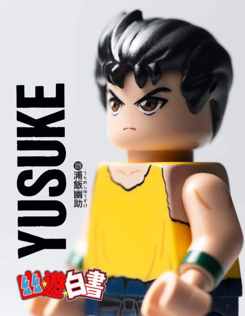 Custom Minifigures FJ x Life Yusuke