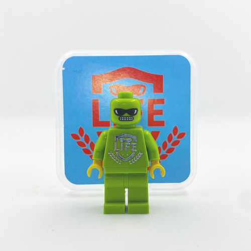 Custom Minifigures Life Thank You Minifigures Hong Kong version