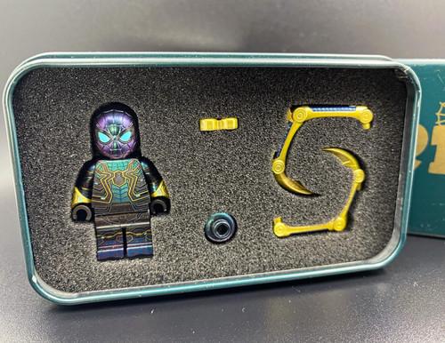 Custom Minifigures Life Brick Ironspider Another Colour