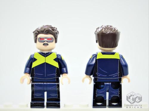 Custom Minifigures Minfinity Cyclops, X-Men series