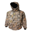Camo Insulated Waterproof Hooded Parka by World Famous Sports