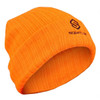 Carbon Alloy Knit Cuff Beanie Blaze Orange