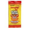 Scent Killer Gold Dryer Sheets Unscented