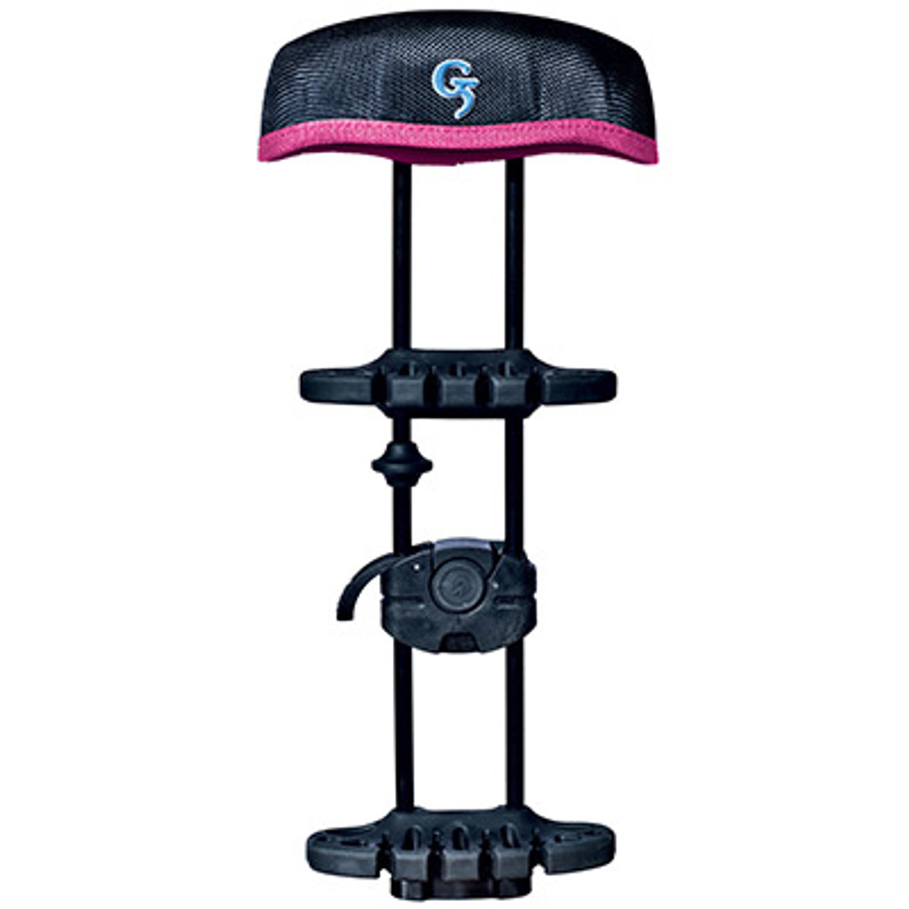 Head-Loc Pink 6-Arrow Quiver by G5
