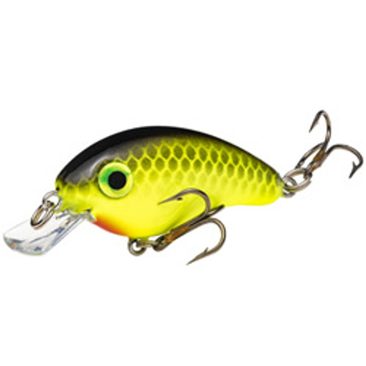 "Bitsy Minnow 1-1/4"" Mini Crankbait by Strike King"