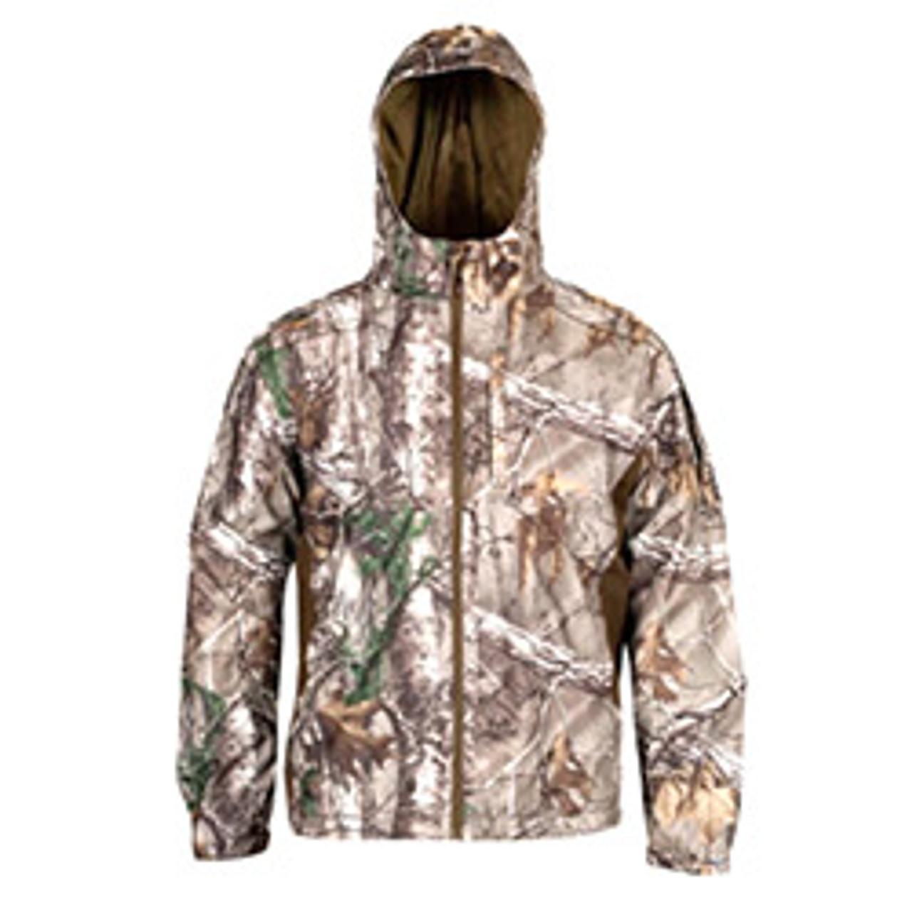 Buck Hollow Waterproof Jacket by Habit Apparel