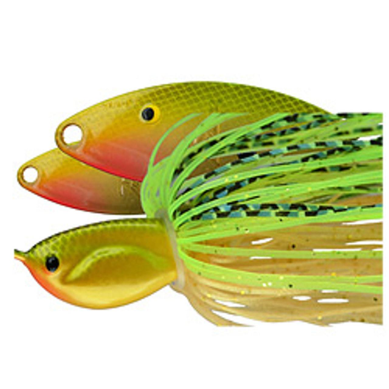 Double Willow Painted 1/2 oz Spinnerbait by Picasso Lures