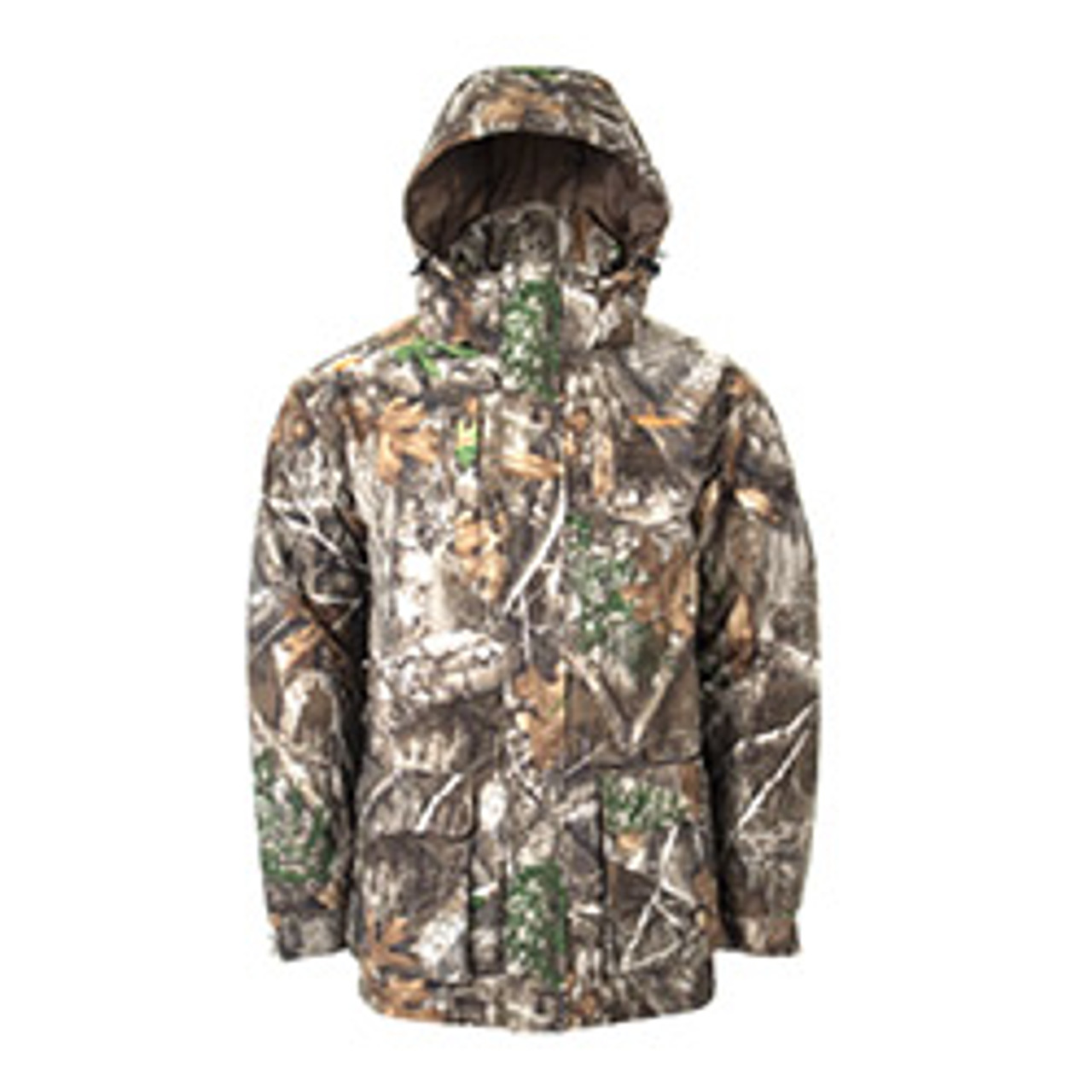 Insulated Waterproof Realtree Edge Parka by Habit Apparel