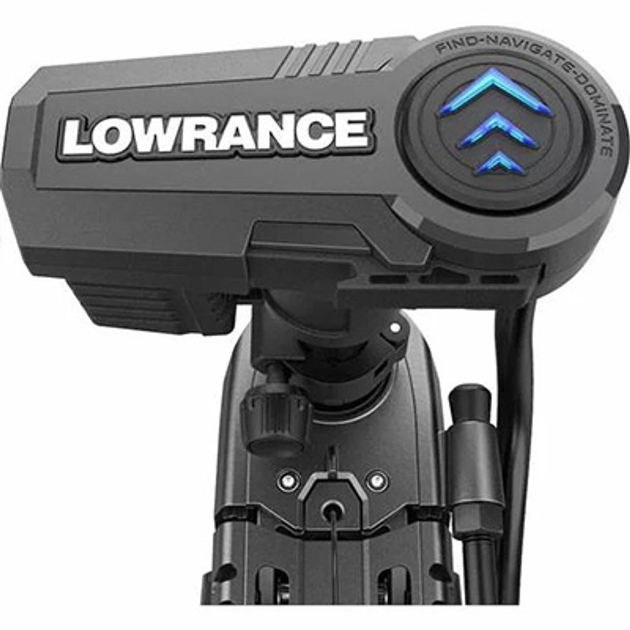 Lowrance Ghost Trolling Motor Top