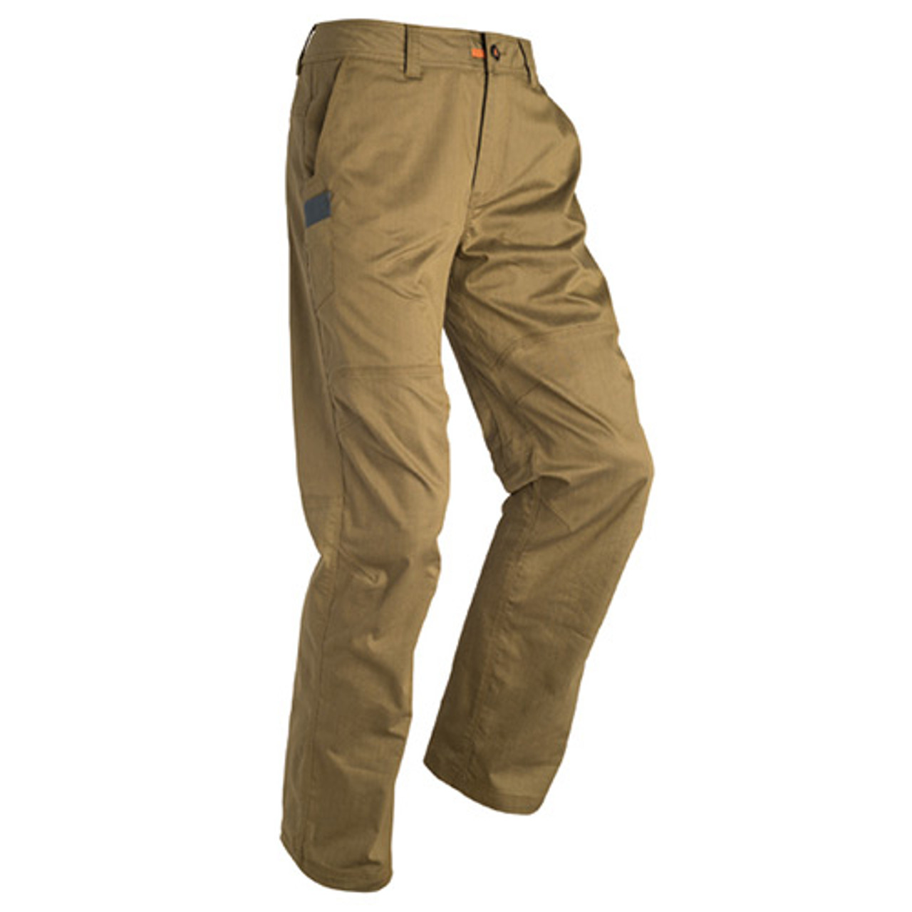 Back Forty Olive Brown Pant