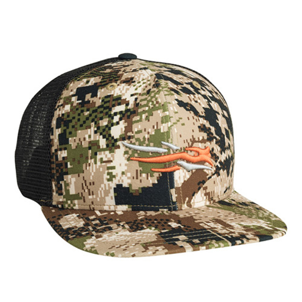 Trucker Hat OptiFade Subalpine Camo