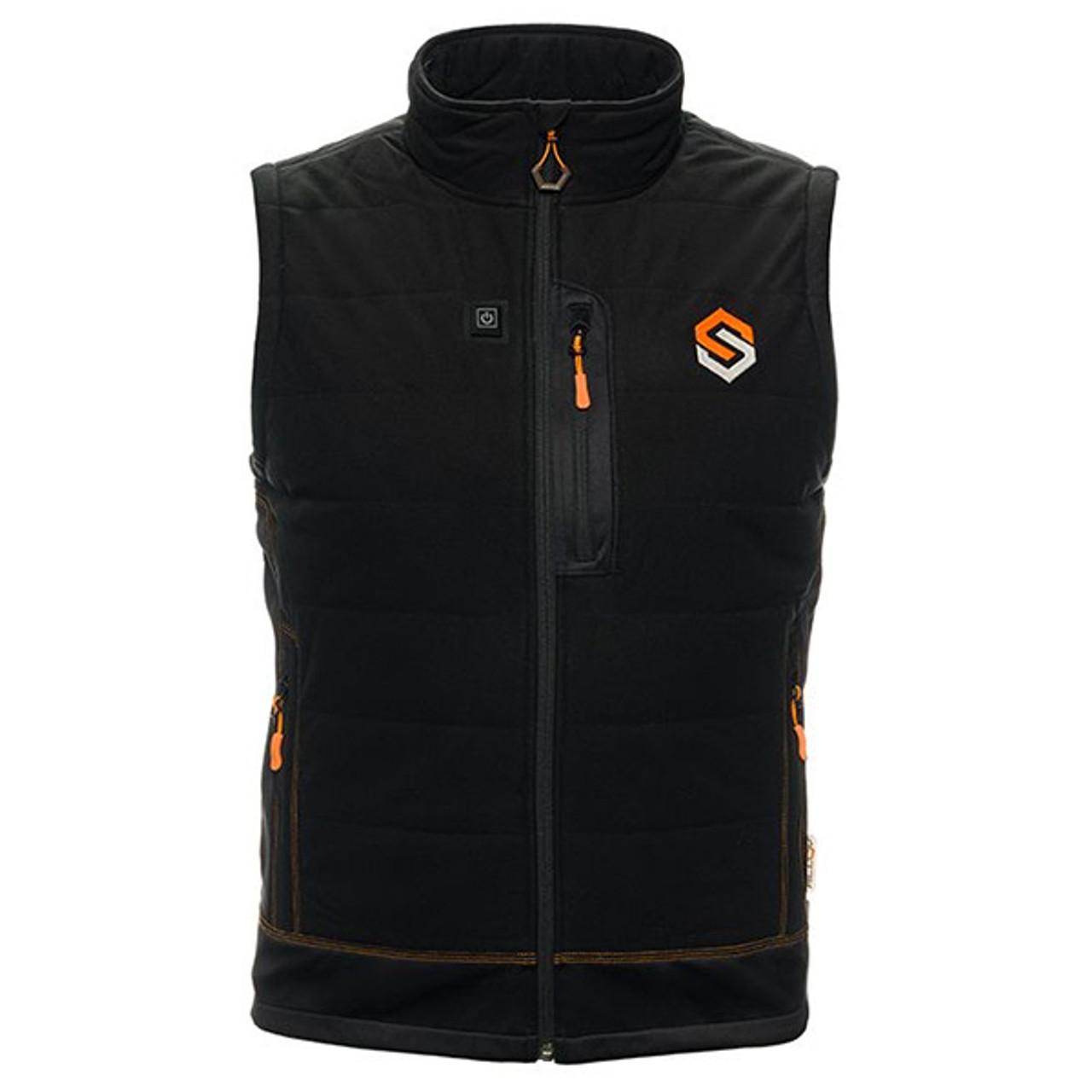 BE:1 Reactor Vest Plus Black