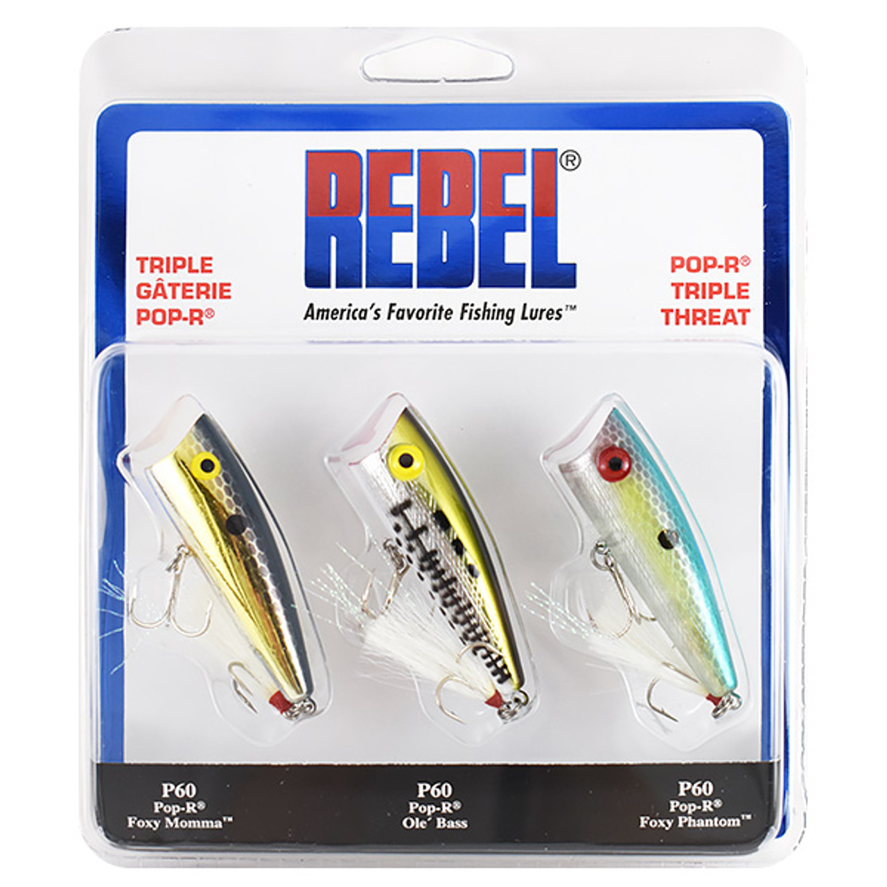 Rebel Pop-R Triple Threat