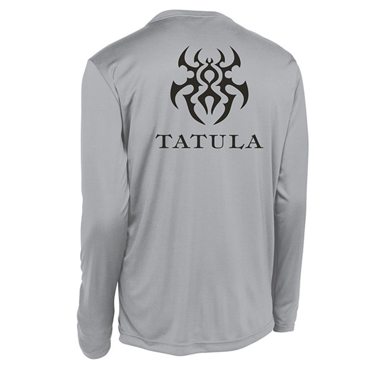 VanDam Warehouse Daiwa Tatula Performance Shirt - Silver Back