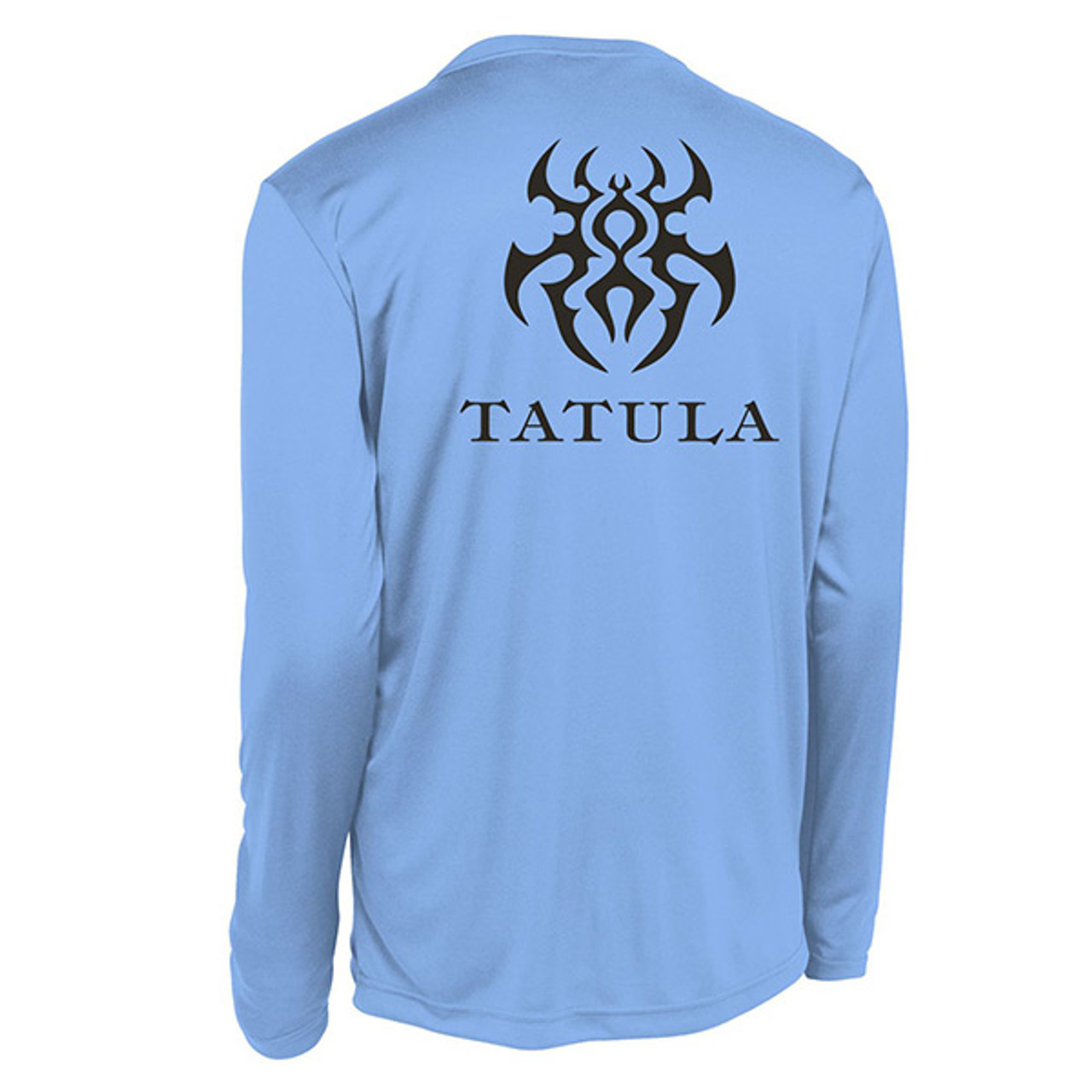 VanDam Warehouse Daiwa Tatula Performance Shirt - Blue Back