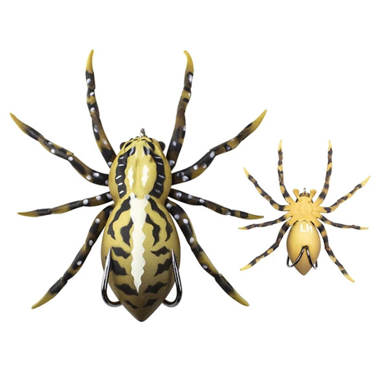 Lunkerhunt Spiders