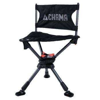 All-Terrian Black Swivel Chair