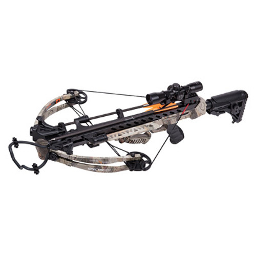 Spectre 375 Camo Compound Crossbow Package by Crosman