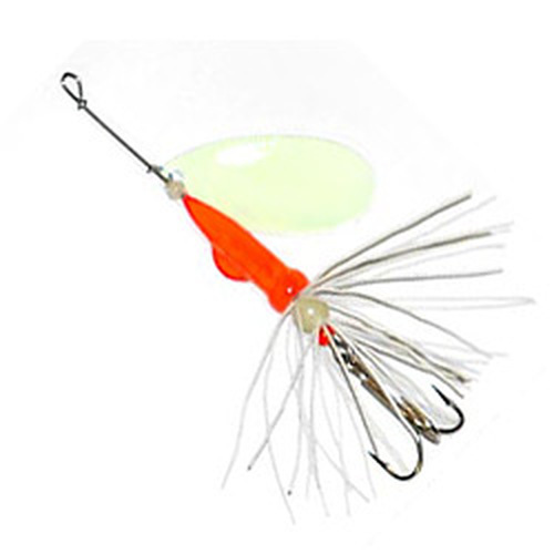 #105 Oslo Os-Glo Spinners Trolling Lures