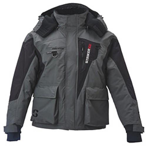 Gray/Black Striker Ice Floating Predator Jacket