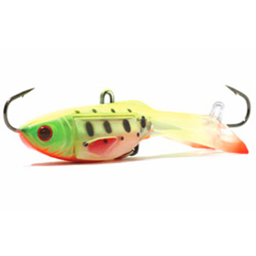 "Acme Tackle Hyper-Rattle Artificial Fishing Bait 2/"" HR5//FT NEW Fire Tiger"