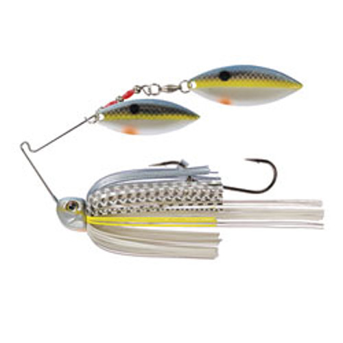 Tour Grade Painted Blade 1/2 oz Spinnerbait by Strike King