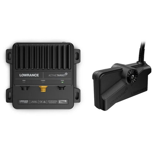 ActiveTarget Live Sonar by Lowrance