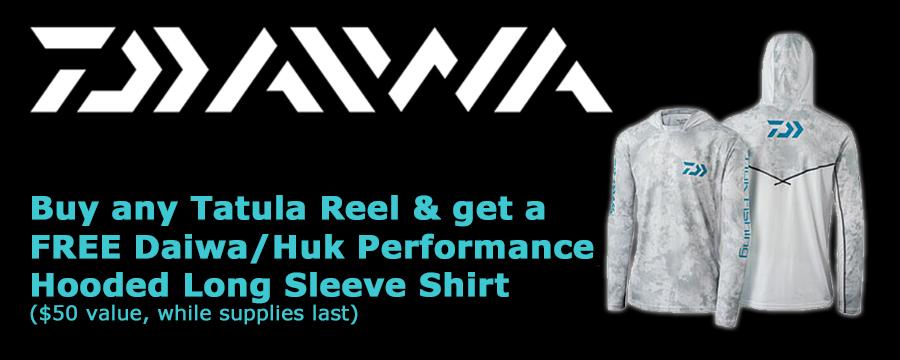 Free Huk Shirt w Tatula