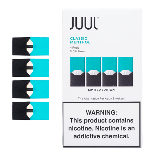 Authentic Menthol (8 packs)