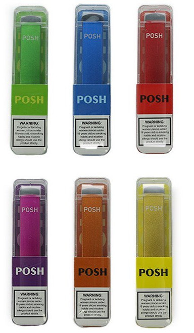 Fuma Posh pods disposable