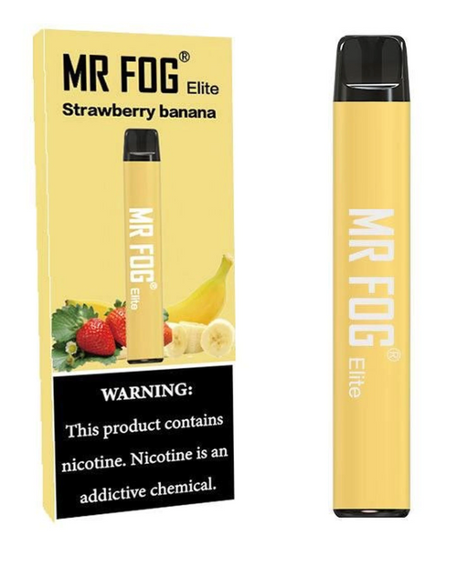 Mr Fog Elite Disposable