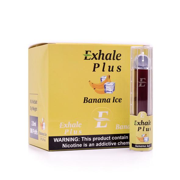 Exhale Plus Disposable