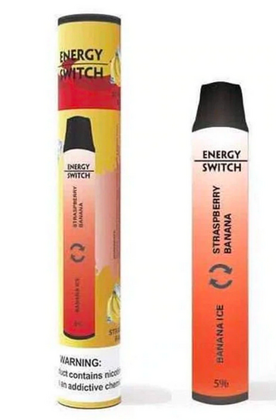 Energy Switch 2in1 Disposable