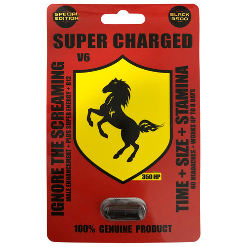 Super Charged Single Pack Front Image