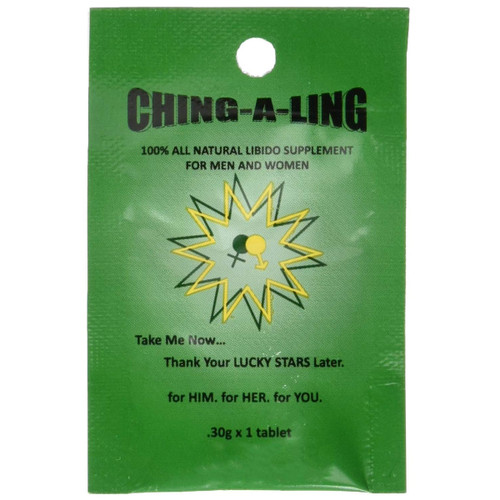 Ching a Ling 1 count front